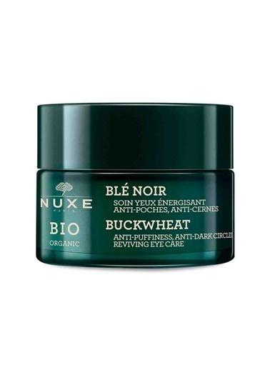 Nuxe  Bio Organic Buckwheat Anti-Puffiness& Anti-Dark Circles Reviveng Eye Care 15 Ml Renksiz